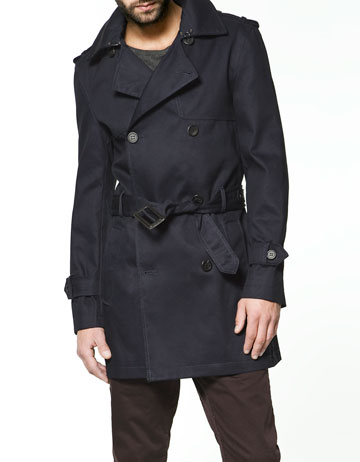 a43f4624 Flawless CrownsZara Fall 2011 Men's Coats - Flawless Crowns