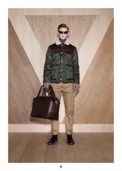 Louis Vuitton Fall 2012 Men's Preview