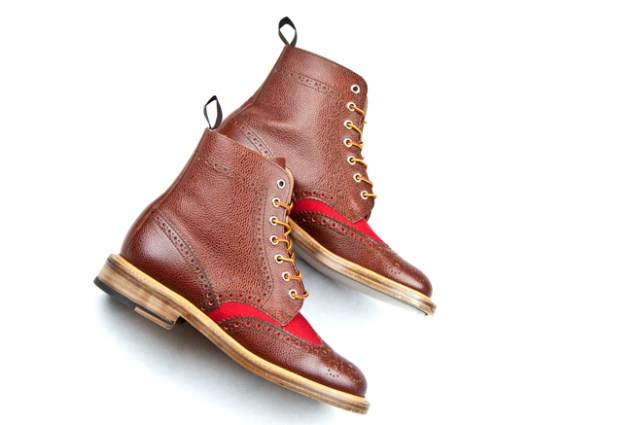 Mark McNairy Standard Brogue Boots