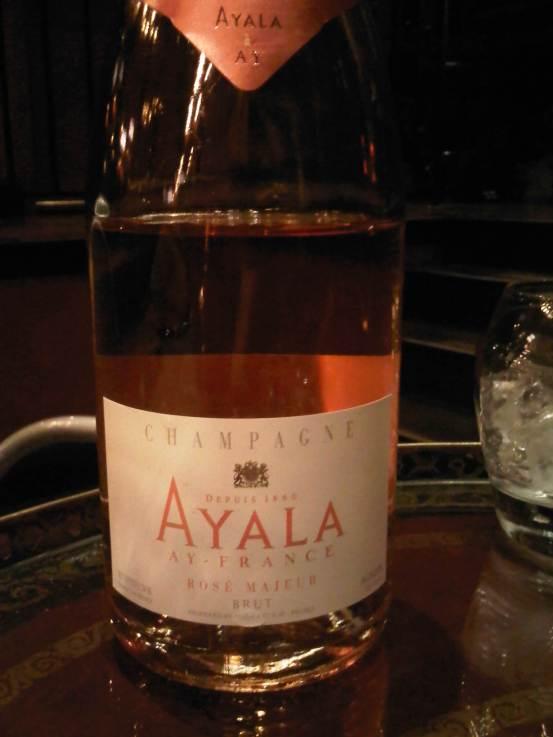 Ayala Rosé Majeur Champagne