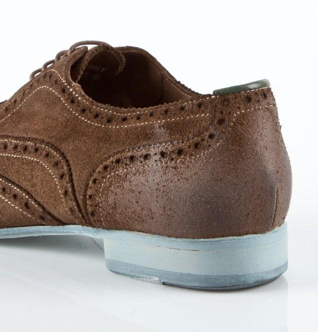 Paul Smith Tan Miller Brogue Shoes
