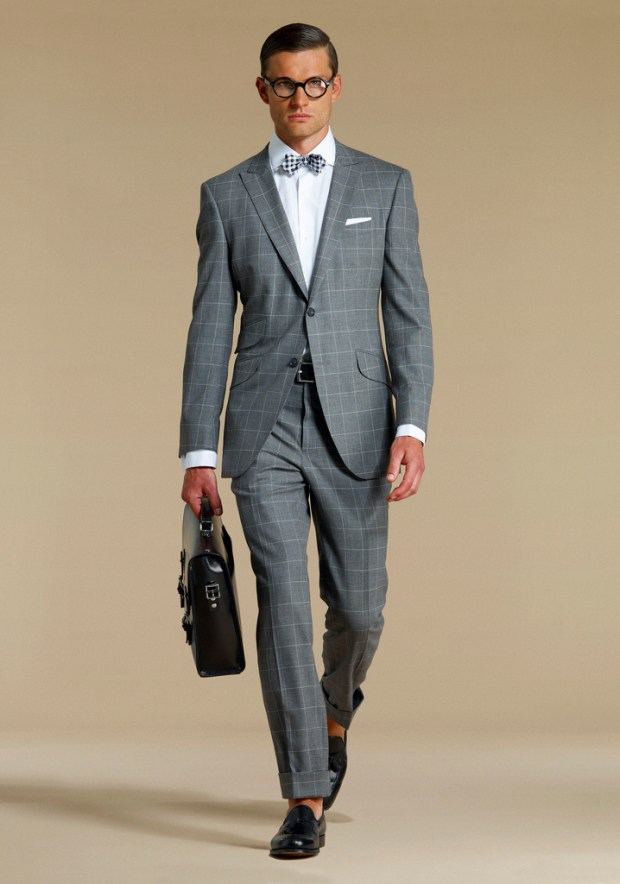 Hackett London Suit