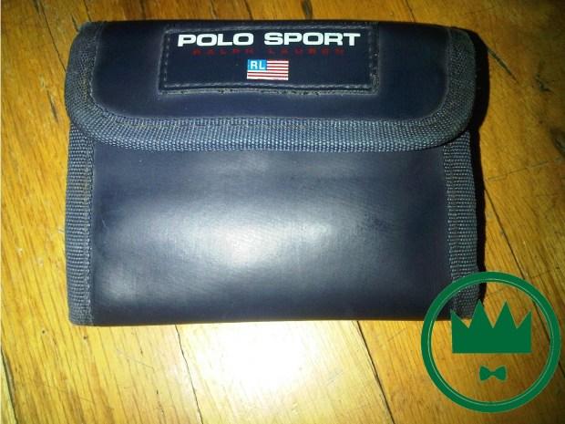 Vintage Polo Sport Ralph Lauren Wallet