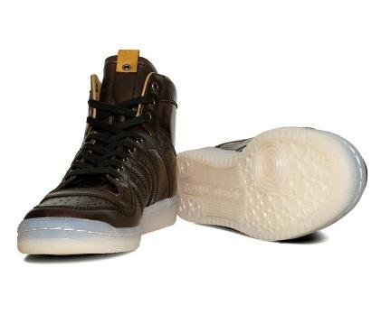 Adidas Consortium x Aloe Blacc Decade Hi Sneaker