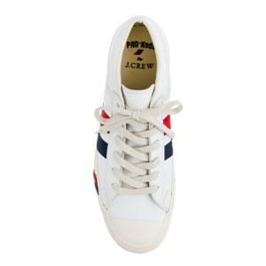 J. Crew Pro Ked's Royal Master Sneaker