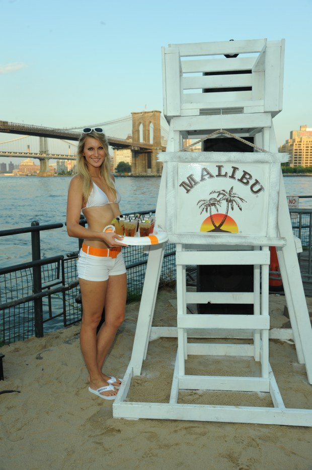 Malibu Music Invasion 2012 - NYC Tour Stop