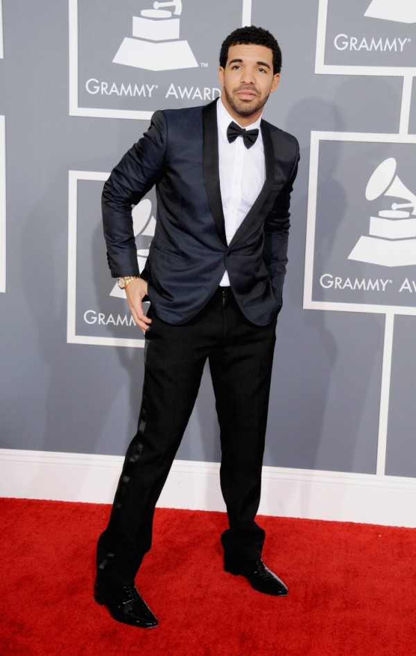 Drake 2013 Grammy Awards