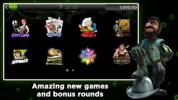 888 poker casino app