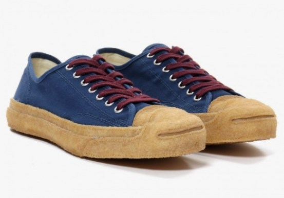 Converse Jack Purcell First String Crepe Sneaker Collection 2