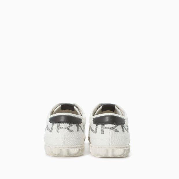 Zara Canvas Sneaker 3