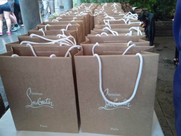 Christian Louboutin Gift Bags