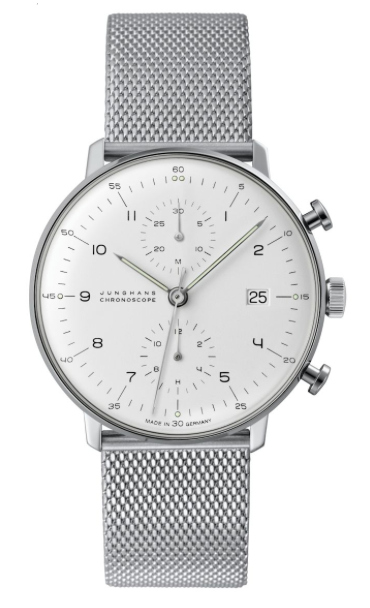 Junghans Max Bill Chronoscope Men's Watch