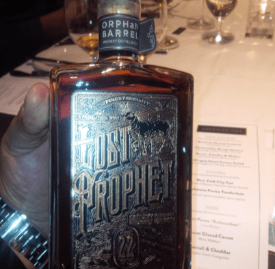 Lost Prophet Whiskey