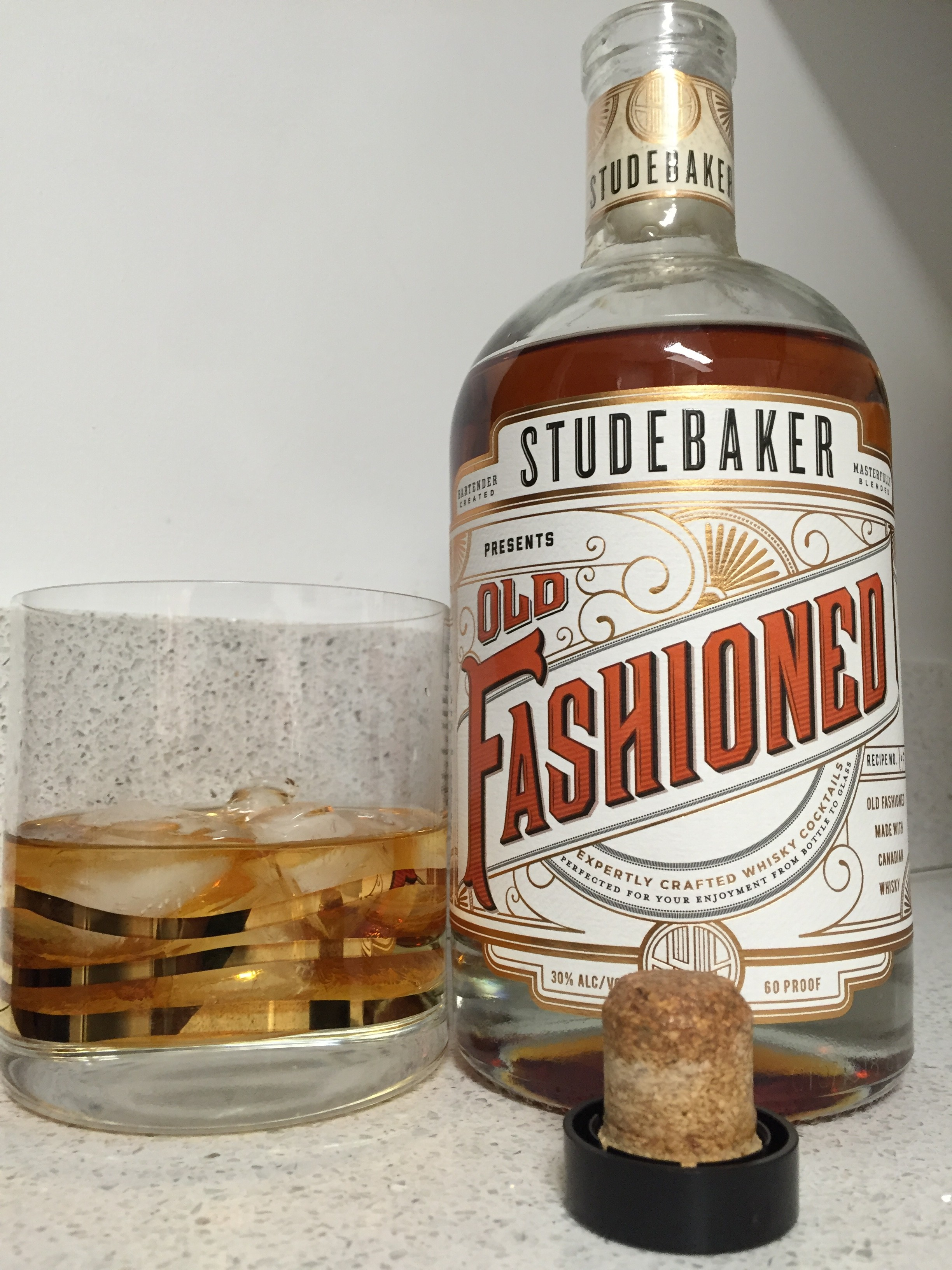 how to make old fashioned whiskey cocktail