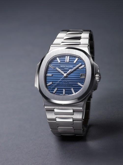 Patek Philippe Nautilus 40th Anniversary Watch