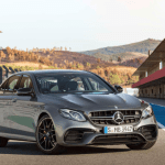 2018 Mercedes-Benz AMG E63 Sedan