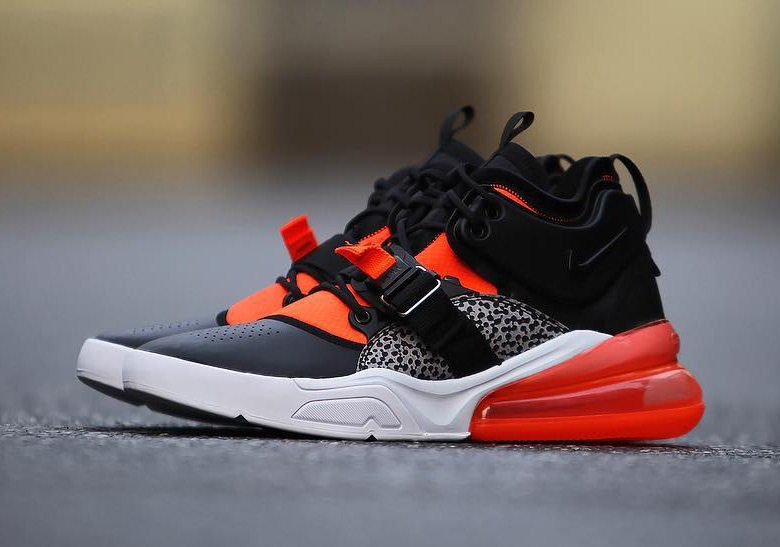 "A great sneaker will make most street wear looks that much more appealing.  All eyes are on the upcoming release of the Nike Air Force 270 ""Safari"". f6316c07a"