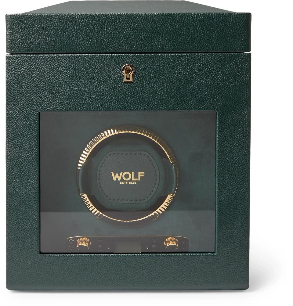 WOLF Vegan Leather Watch Winder