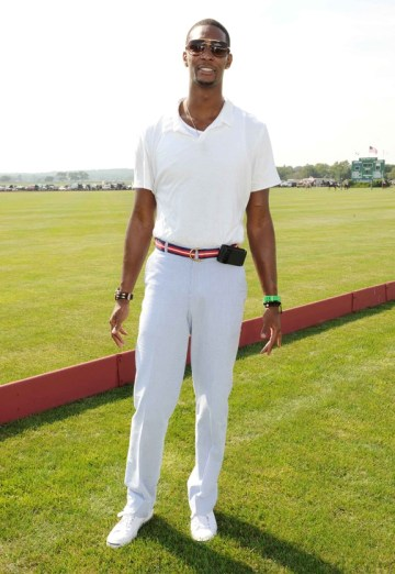 Chris Bosh Bridgehampton Polo