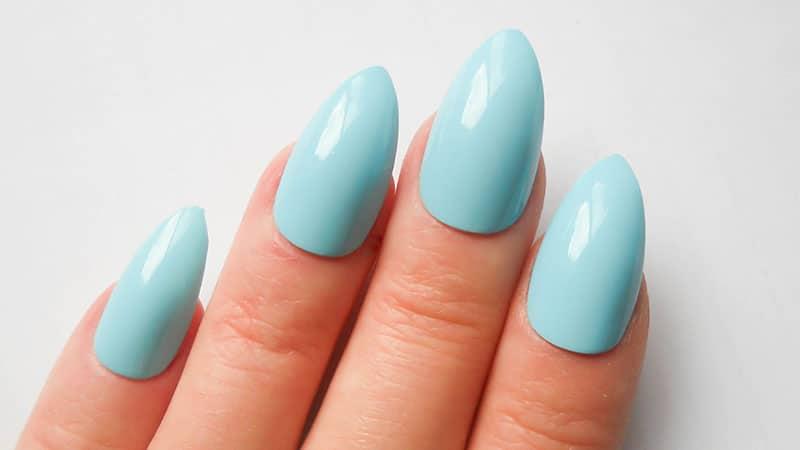 28 Stunning Almond Shape Nail Design Ideas – FlawlessEnd