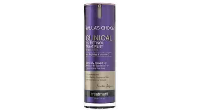 Paula's Choice CLINICAL 1% Retinol Treatment with Peptides & Vitamin C for Deep Wrinkles
