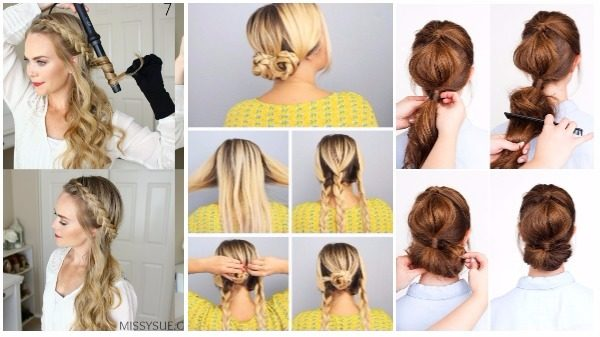 Last Minute Hairstyles For Modern Look Every Day Flawlessend