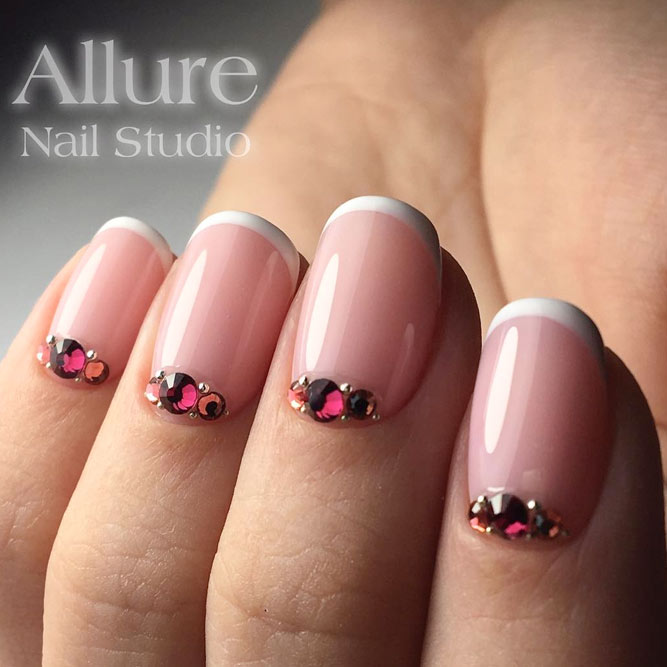 21 Ideas of French Tips Art to Start Wearing Now – FlawlessEnd