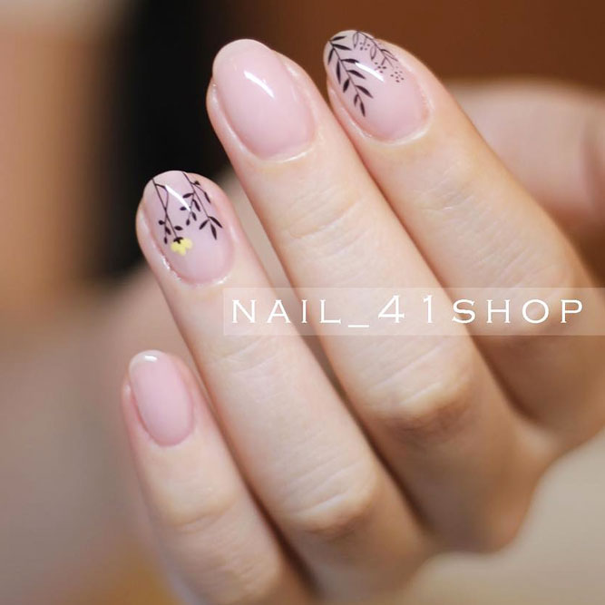 21 Ideas of Cute Nail Designs to Melt Your Heart – FlawlessEnd