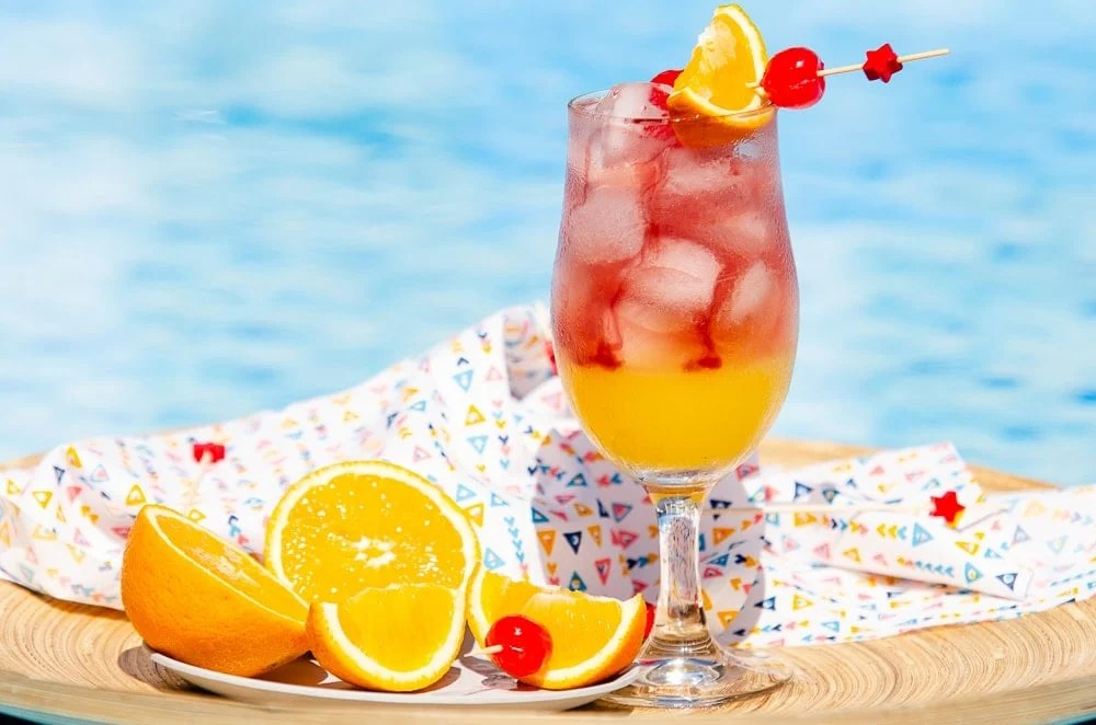 sex on the beach cocktail how to make