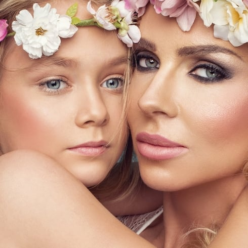 Mother and Daughter Photoshoot Experience Day - Image for this Blog Post