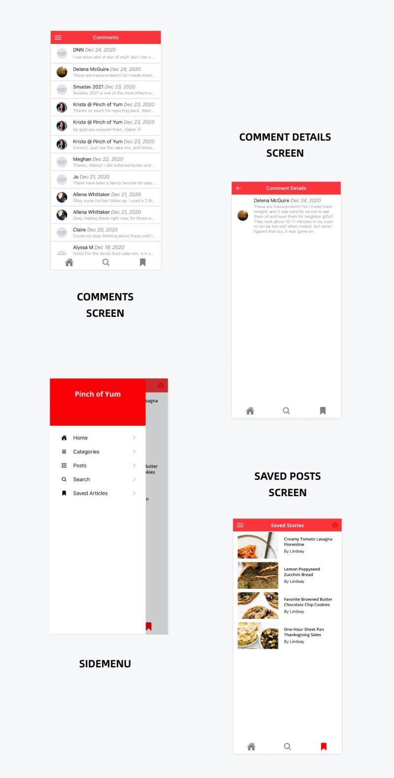 NewsPress - Ionic 5 mobile app for WordPress - 8