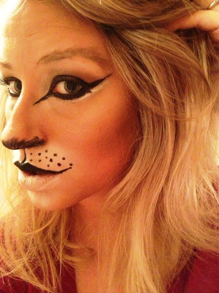 25 Lion Halloween Makeup Inspiration To Try Flawssy