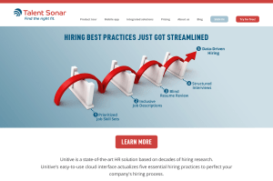 SEO and Wordpress website migration - Talent Sonar case study