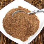 Flax Farm's Bronze Linseed Meal (flax)
