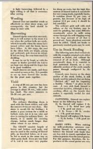 Growmore Linseed Leaflet p