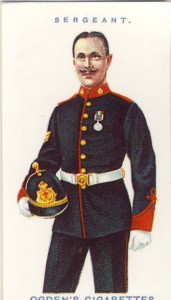 The Royal Army Medical Corps is nicknamed the Linseed Lancers