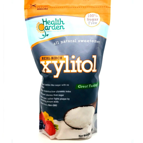 XYLITOL REAL BIRCH NATURAL SWEETENER
