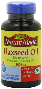 How much flaxseed oil should I take per day