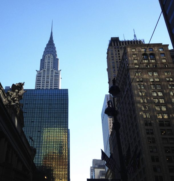 Photo of Empire State Building in New York City for Gluten-Free in NYC guide