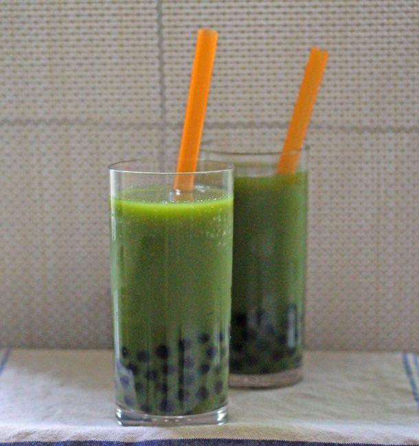 Green juice recipes, bubble tea recipe