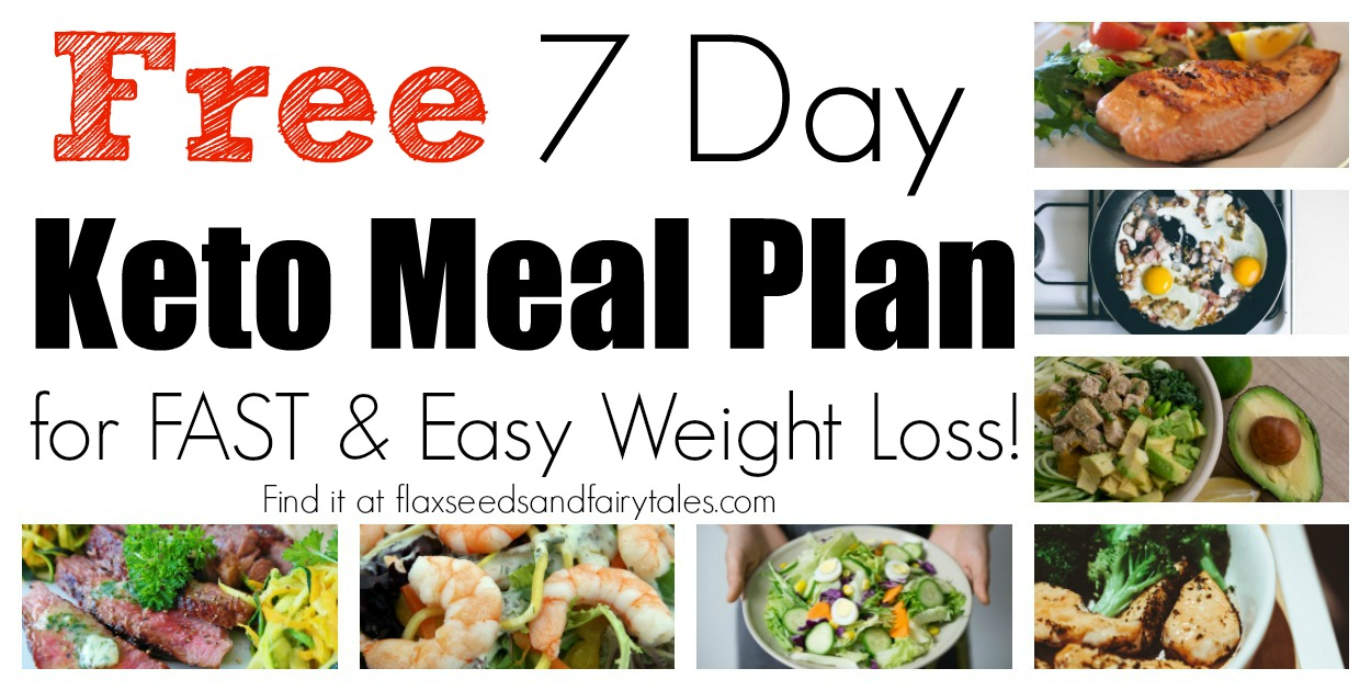 easy meal plan to lose weight fast