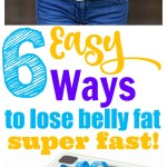 Lose belly fat at home naturally and quickly