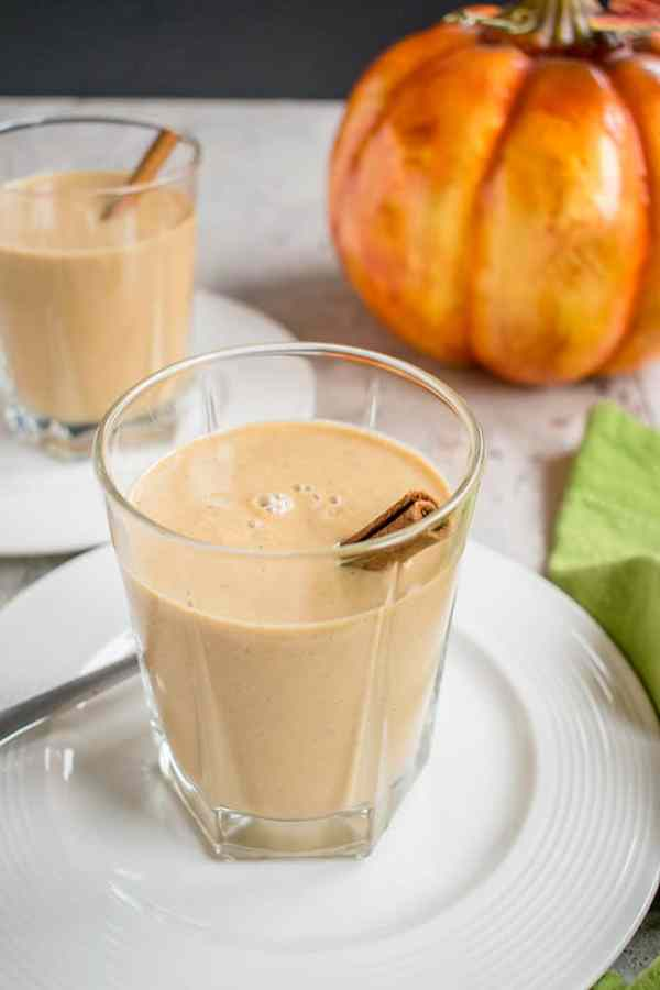 This budget-friendly pumpkin smoothie will help you lose weight fast and cheaply