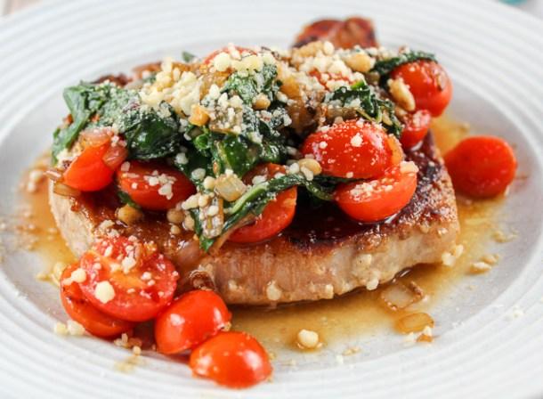 Easy keto garlic pork recipe for beginners