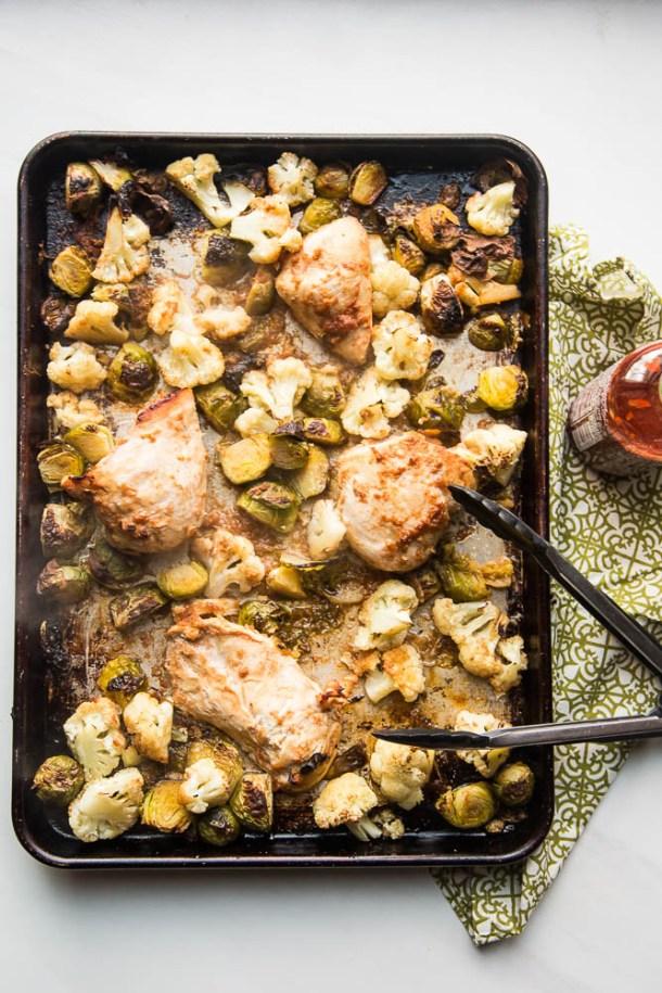Easy keto thai chicken recipe for beginners