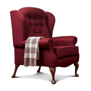 Lynton Standard Fabric High Seat Chair