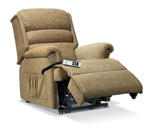 Comfi Sit Small Fabric Lift Amp Rise Recliner F L