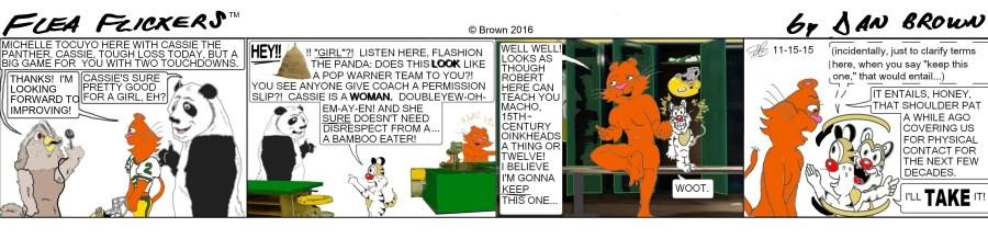chronological strip 15