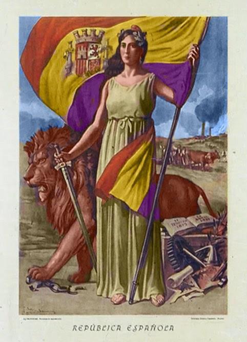 alegoria 1 republica española