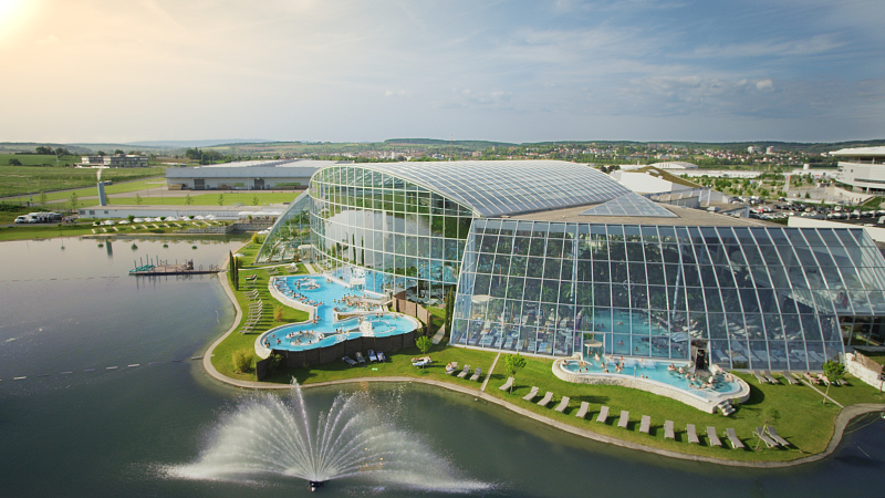 Therme Sinsheim _Supertotale